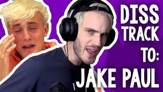 Pewdiepie Disney Channel Flow Diss Track To Jake Paul Remix.mp3