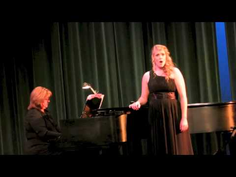 Senior Recital - The Water is Wide