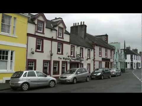 Wigtown, Dumfries & Galloway October 2011.mp4