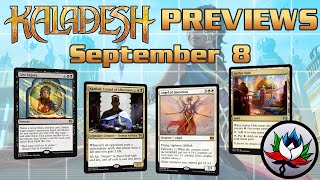 Kaladesh Spoilers: Kambal, Consul of Allocation, Angel of Invention, Lost Legacy, and more – MTG!