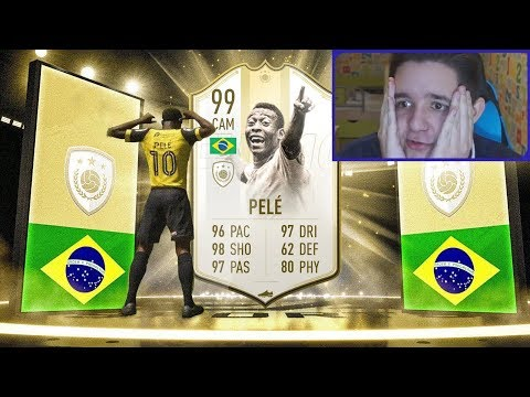 ПЕЛЕ 99 + ТОТС МЕССИ 99 В ПАКЕ || PELE IN A PACK || MESSI IN A PACK