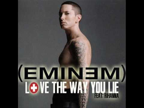 Eminem Featuring Rihanna - Love The Way You Lie [ Official Video ]