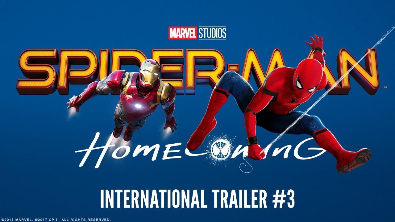 Spider-Man: Homecoming - Dansk trailer 3 - I biografen nu!