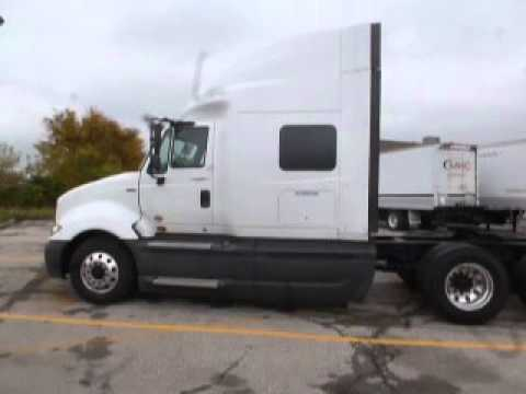 "For sale 2012 International Prostar 72"" sleepers"