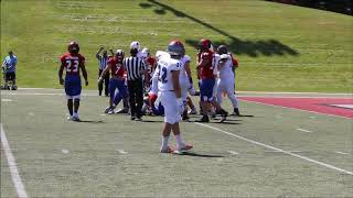 Gaylord 2019 MLB James Miller highlights from MHSFCA/The D Zone All-Star game