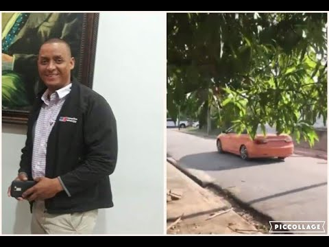 Video: Agreden en Nagua a batazos al comunicador Jhon Veras.
