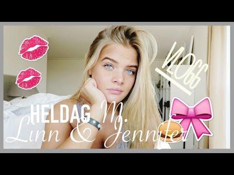 VLOGG / heldag m. Linn & Jennifer!!
