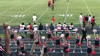 Seminole HS Dazzlers Track