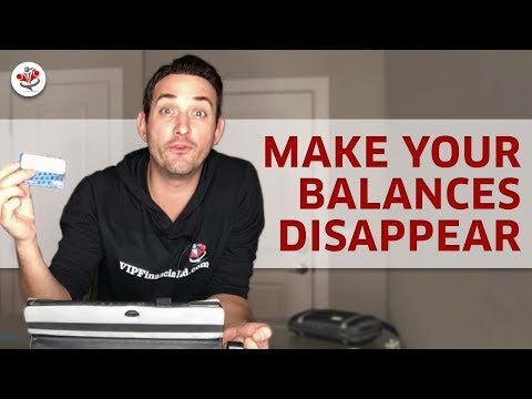 How To Remove A Credit Card Balance From Your Credit Score - Cash Flow Hack