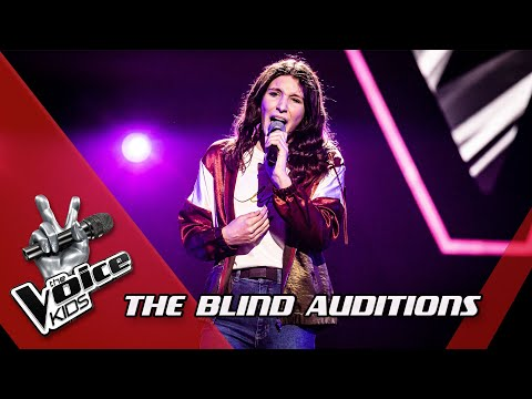 Mette-Marie - 'California Dreamin'' | Blind Auditions | The Voice Kids | VTM