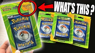 GUARANTEED EX POKEMON CARD IN EVERY PACK! OPENING STRANGE NEW PRODUCT!