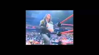 WCW Nitro Theme gets used on WWE Monday Night RAW