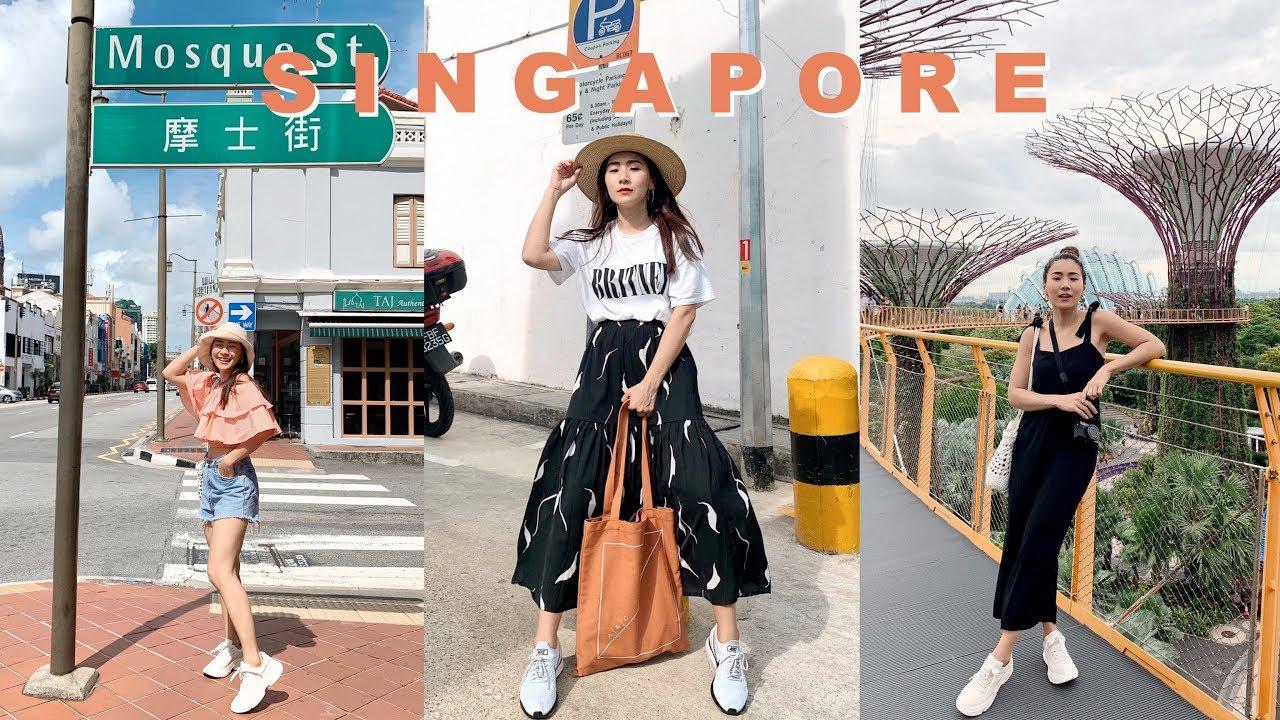SINGAPORE VLOG 🇸🇬 รอบนี้เที่ยวเอง พาไปทุกที่ที่ต้องไปในสิงคโปร์  | WEARTOWORKSTYLE