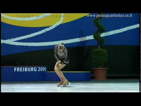 Tanja Romano.LP.Senior Femenino.Mundial 2009.HQ
