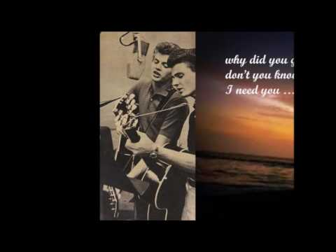 Sleepless Nights   The Everly Brothers