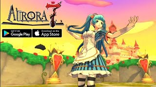 Aurora 7 (Anime Style Action RPG) Gameplay Android/IOS