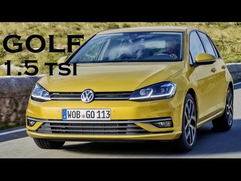 Test - VW Golf 1.5 TSI (2017)  Test Sürüşü