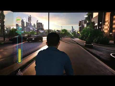 Immersive experience - Valeo's lighting technologies at Mondial 2018!