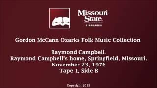 McCann: Raymond Campbell, November 23, 1976 - 2