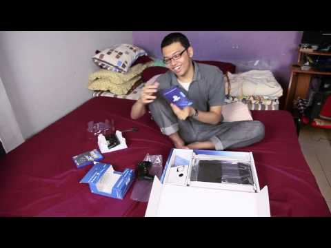 PS4 UNBOXING INDONESIA!!!!