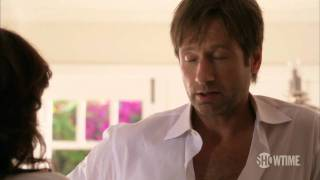 Californication Season 4: Episode 11 Clip - Grown Up Talk