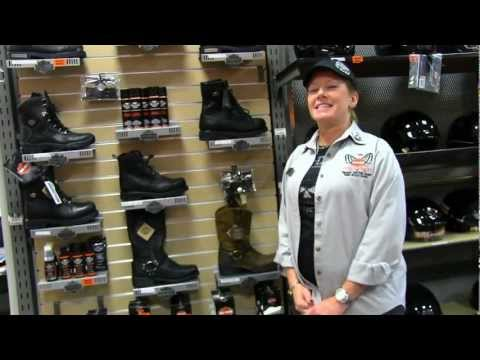 Harley-Davidson Motorcycle Boots - Fashion vs. Riding Boots