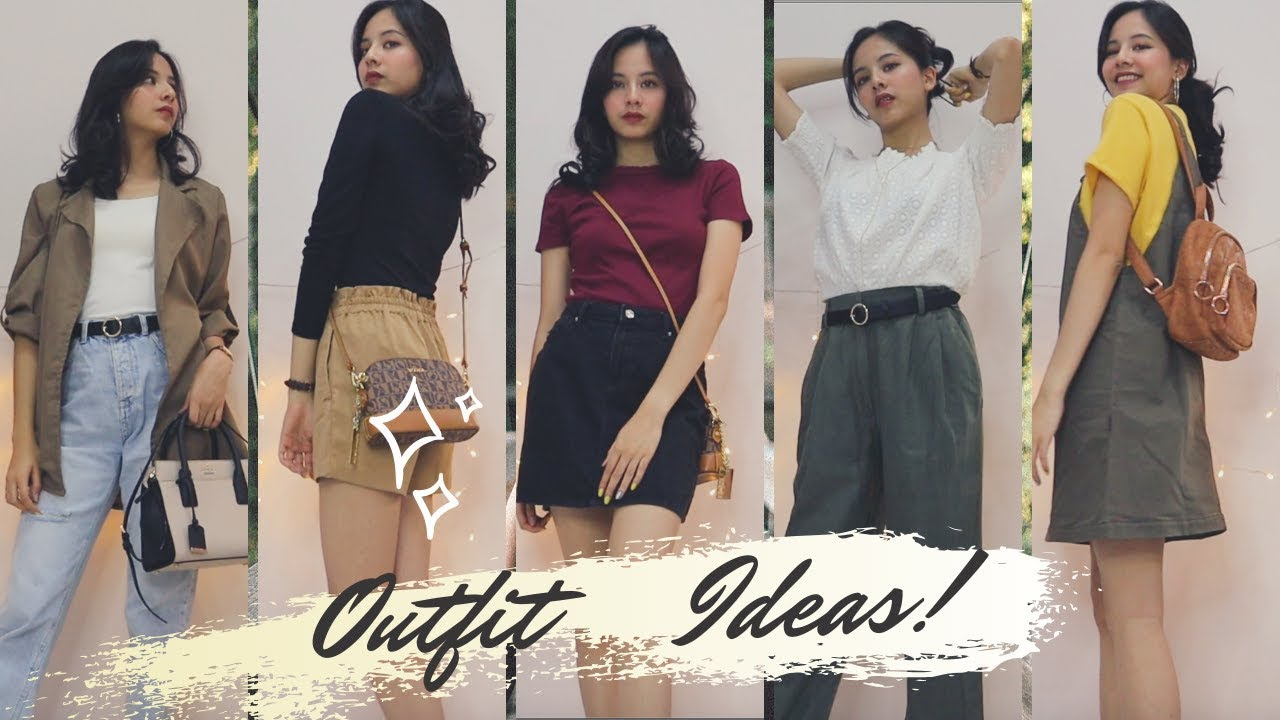 [VIDEO] - - OUTFIT IDEAS 2019! | MichelleBrigitta 4