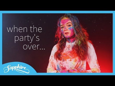 when the party's over - Billie Eilish | Sapphire