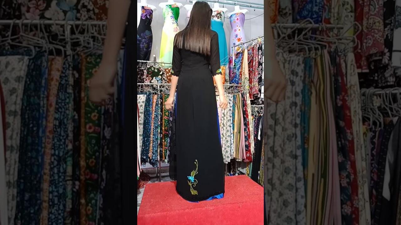 Áo dài may sẵn Shop Ngọc Đăng