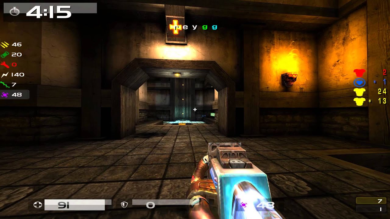 how to make quake 2 demo 1920x1080