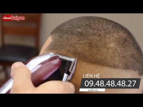 Fade tóc với bộ sưu tập tông đơ dành cho nhà nghề