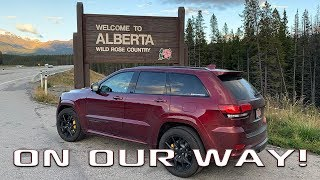 Our Grand Cherokee Trackhawk Road Trip, Day 1