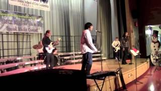 Are You Gonna Go My Way - Lenny Kravitz, by the SISCL School Rock Band