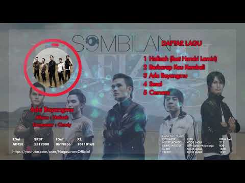Sembilan Band - Hafizah (Full Album)
