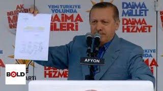 Erdoğan'dan 'satılık ilanı' | Listede neler var? (2019)