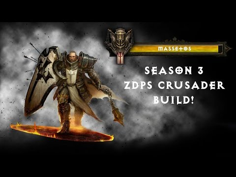 Diablo Crusader Farm Build S