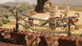 Lego Battle of Magersfontein - Second Boer War stop motion