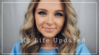 LIFE UPDATE ll Amanda Louise thumbnail