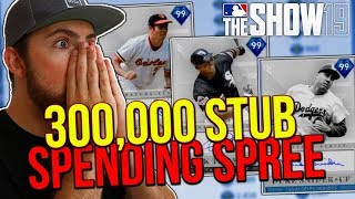 MASSIVE MLB The Show 19 Diamond Dynasty Pack Opening!