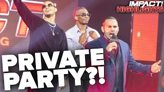 Matt Hardy RETURNS to the IMPACT Zone with Private Party! | IMPACT! Highlights Jan 19, 2021