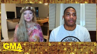'Dancing With the Stars' 2020: Carole Baskin, Nelly head to the ballroom l GMA