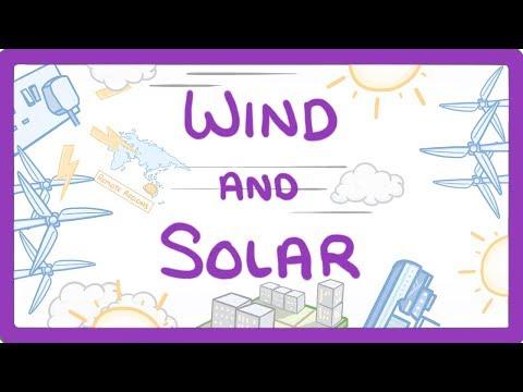 GCSE Physics - Wind and Solar #10