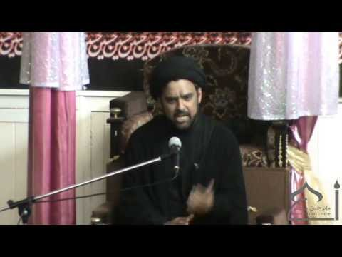 Shahadat Imam Ali (a.s)   21st Ramadan 2013   Maulana Hassan Abbas Rizvi   Nuneaton U.K