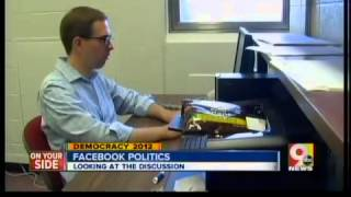 Politics spur 'unfriending' frenzy on Facebook