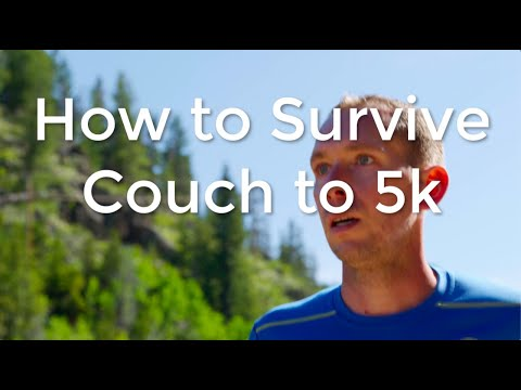 Your Best Guide to visit In the Couch to Walking a 5K