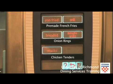 Rational Oven Training