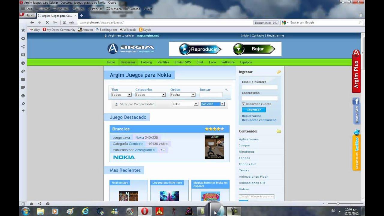 descargar juegos para nokia 5233 gratis argim