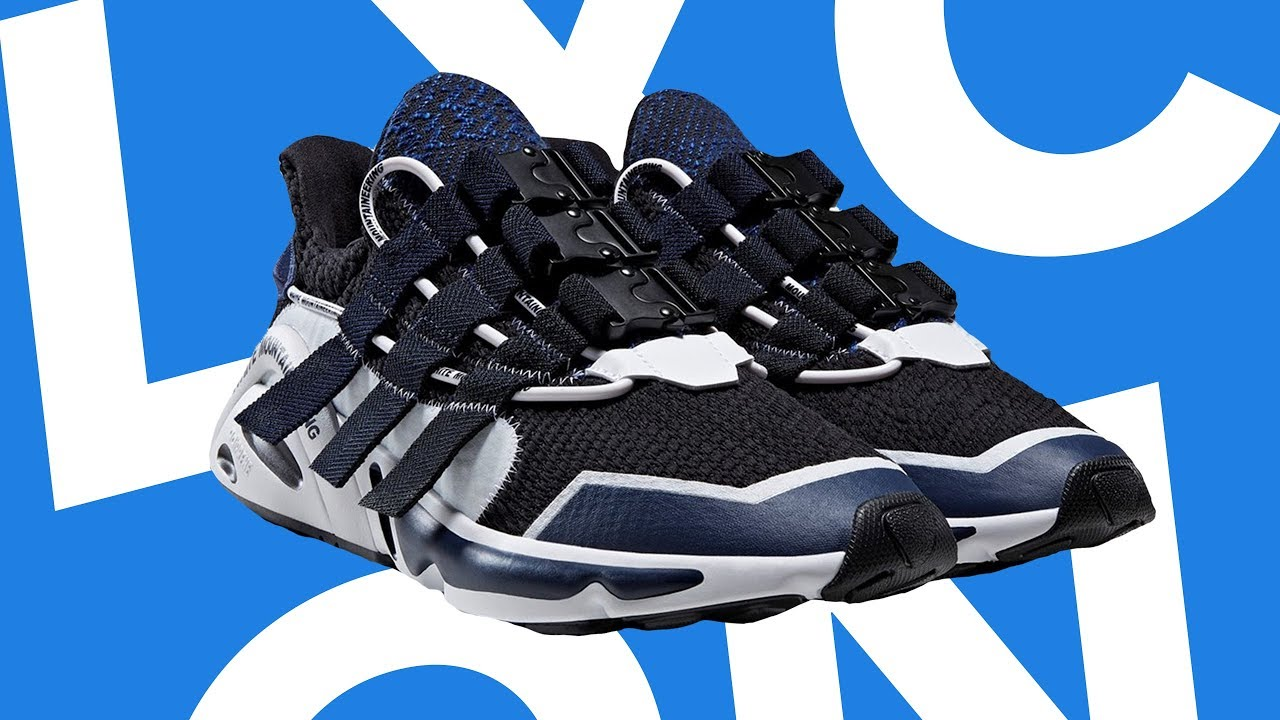 ADIDAS X WHITE MOUNTAINEERING LXCON FULL REVIEW + ON FOOT