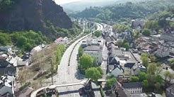 Idar Oberstein, Germany. Lovely place.