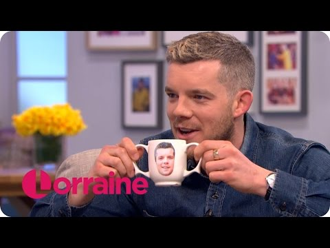 Russell Tovey On Playing A Closeted Footballer In New Film The Pass | Lorraine